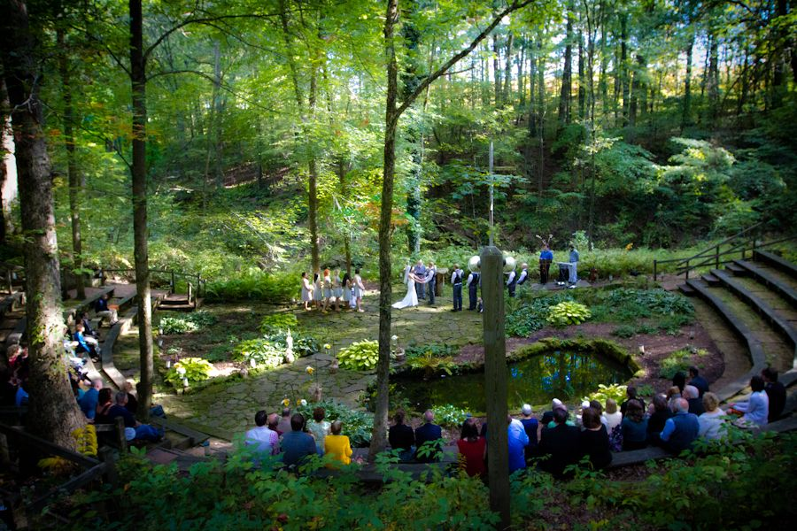 Pennsylvania Wedding Venues Destination Locations In A Forest Fairy Tale