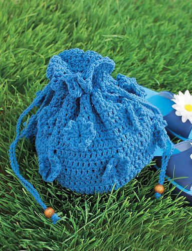 Ravelry Spring Bag Pattern By Lily Sugarn Cream Crochet