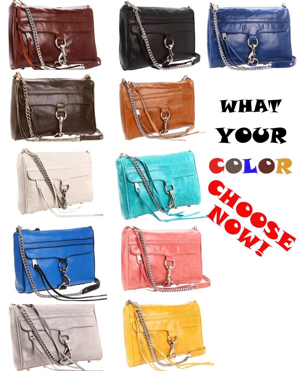Cute Handbags Full Color