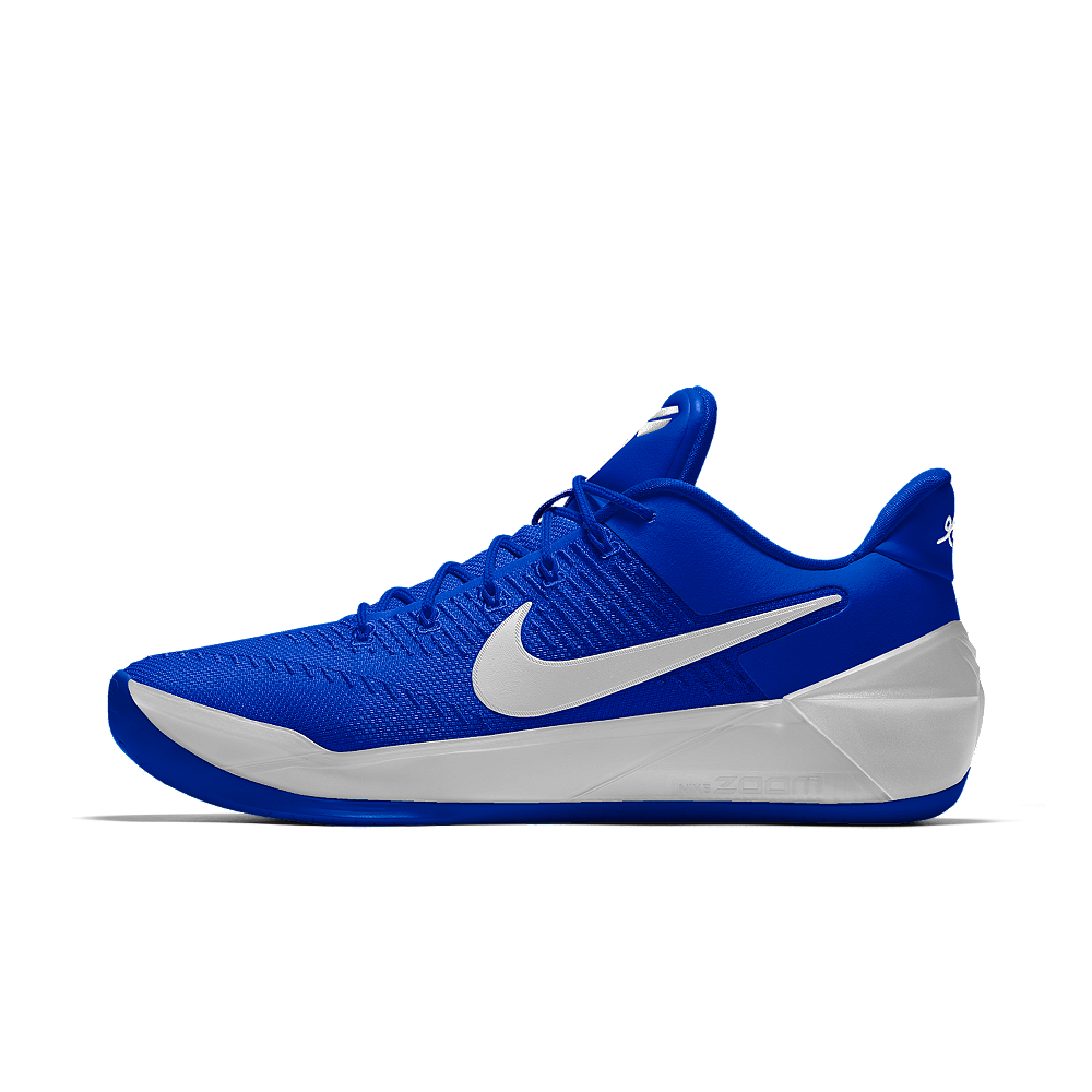 sports shoes 705b4 c48e3 Nike Kobe A.D. iD Mens Basketball Shoe Size 10.5 (Blue)