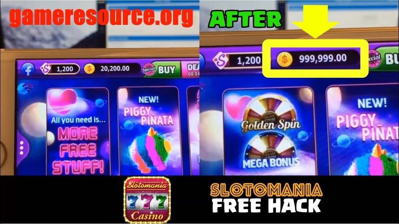 Slotomania free coins how to get free coins in slotomania