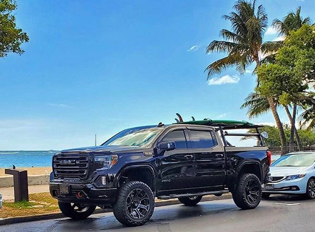 Fabtech Motorsports V Instagram 2019 Gmc Sierra At4 Equipped