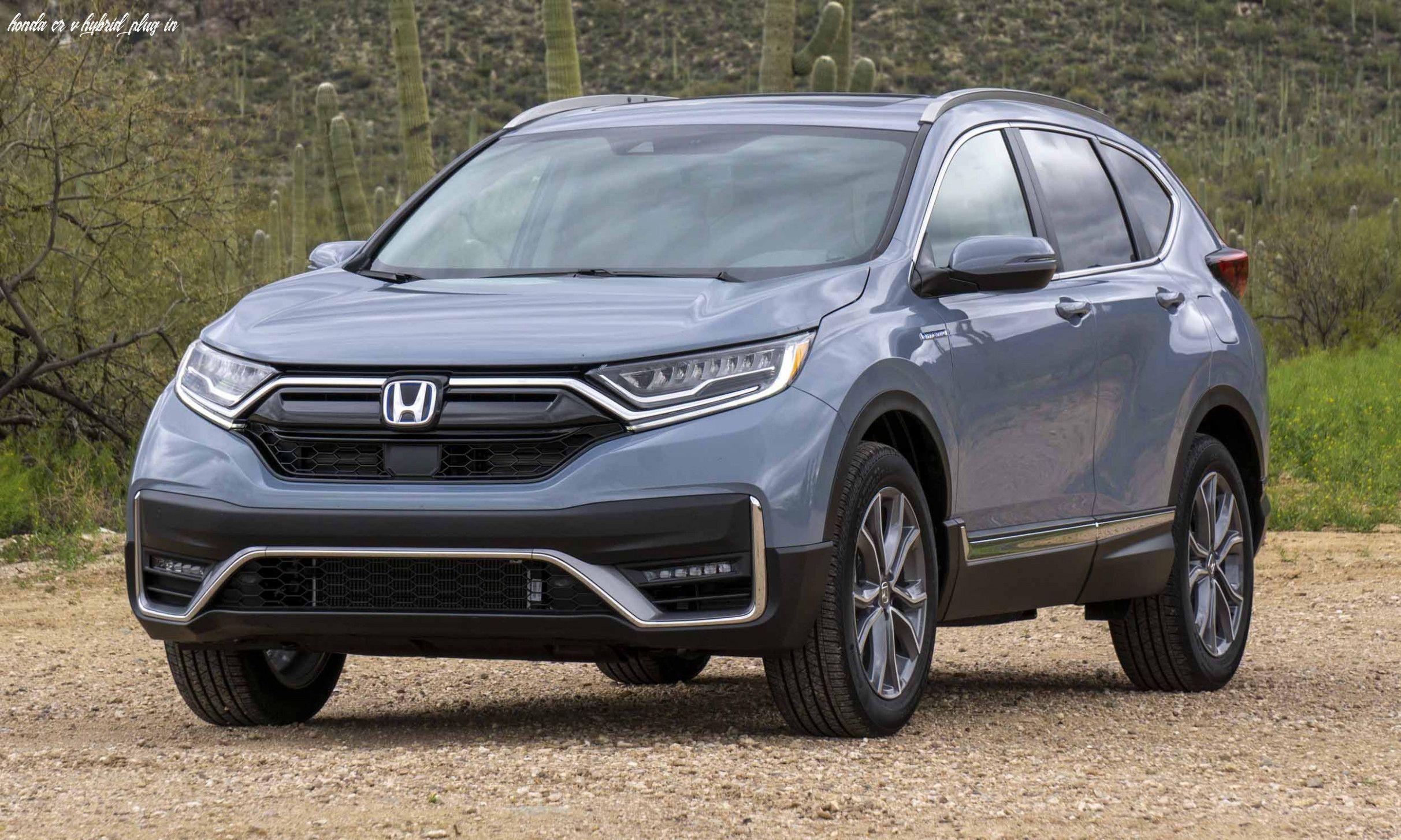 Honda Cr V Hybrid Plug In In 2020 Honda Crv Hybrid Honda Cr Honda Crv Exl
