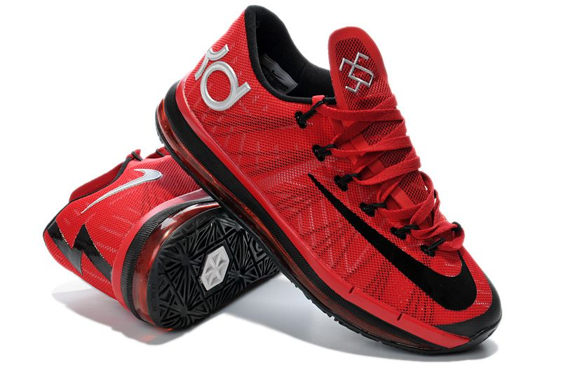 best website 3a0ca 786f5 Shop New Nike KD 6 VI Elite Red Black Online. Find this Pin and more on  Future Shoes ...