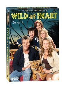 Wild At Heart Series A British Family Takes Over An African Animal Park Wild Hearts Love Movie Favorite Tv Shows