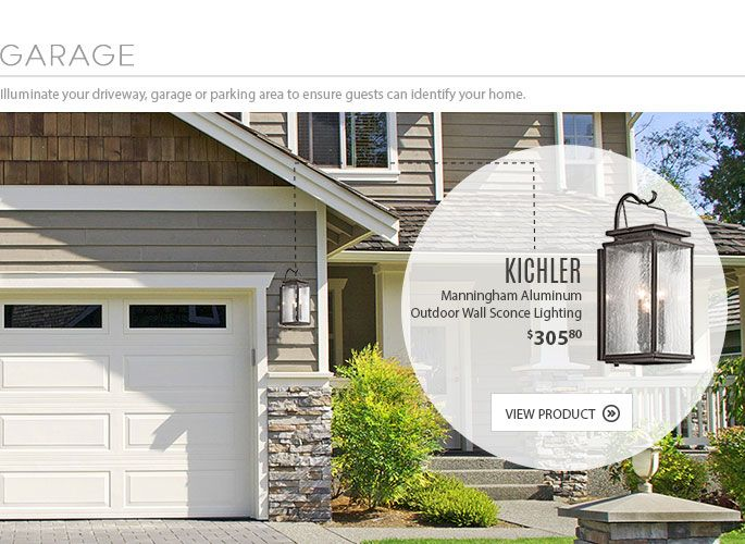8 tips on how to choose the best outdoor lighting With exterior garage lighting placement