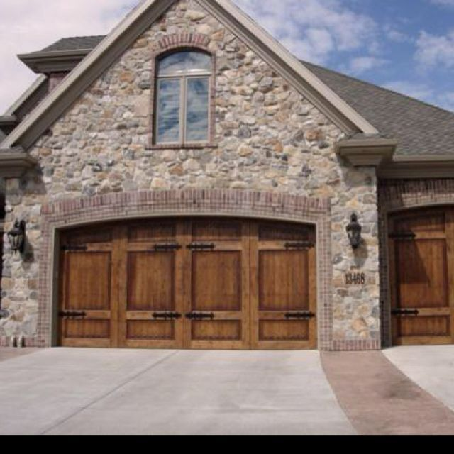 Enhance its value with the perfect finishing touch: a custom wooden garage door from Carriage House Door Company. With distinctive period styles, .