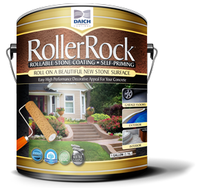 Rollerrock Rollable Stone Coating With
