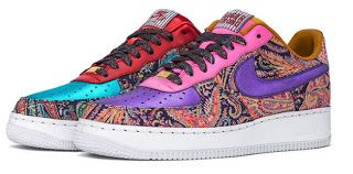 100 Craig Sager Themed Air Force 1s Being Auctioned For
