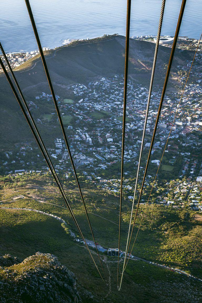 Åk upp på Taffelberget tips till Kapstaden