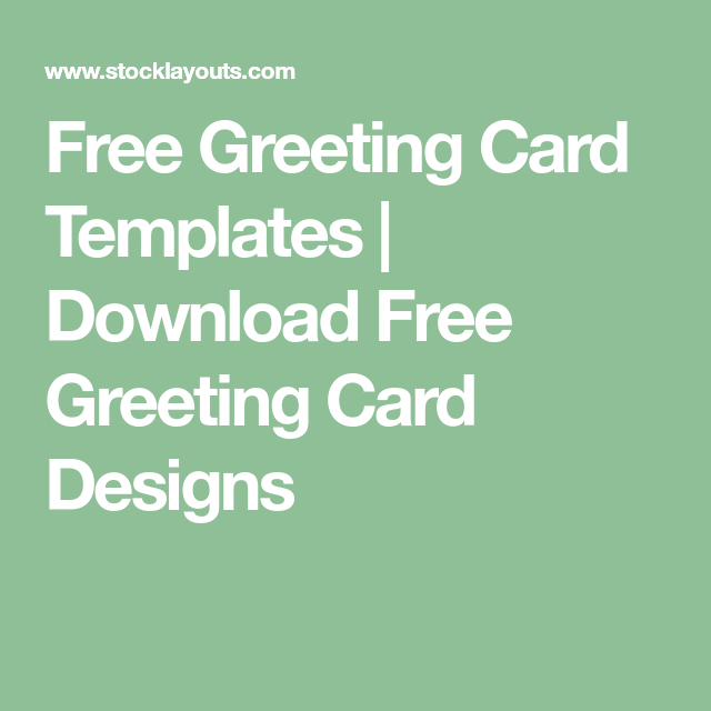 Free greeting card templates download free greeting card designs free greeting card templates download free greeting card designs m4hsunfo