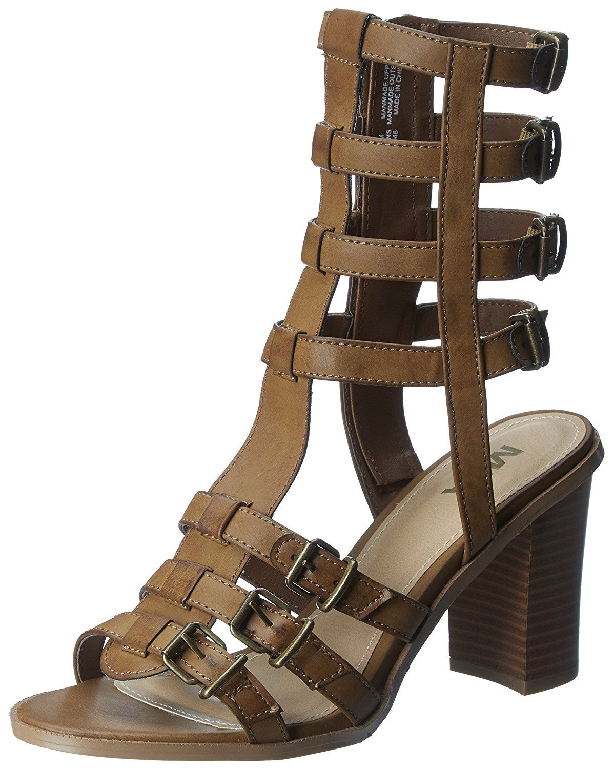 MIA Women's Athens Gladiator Sandal -- See this great product.