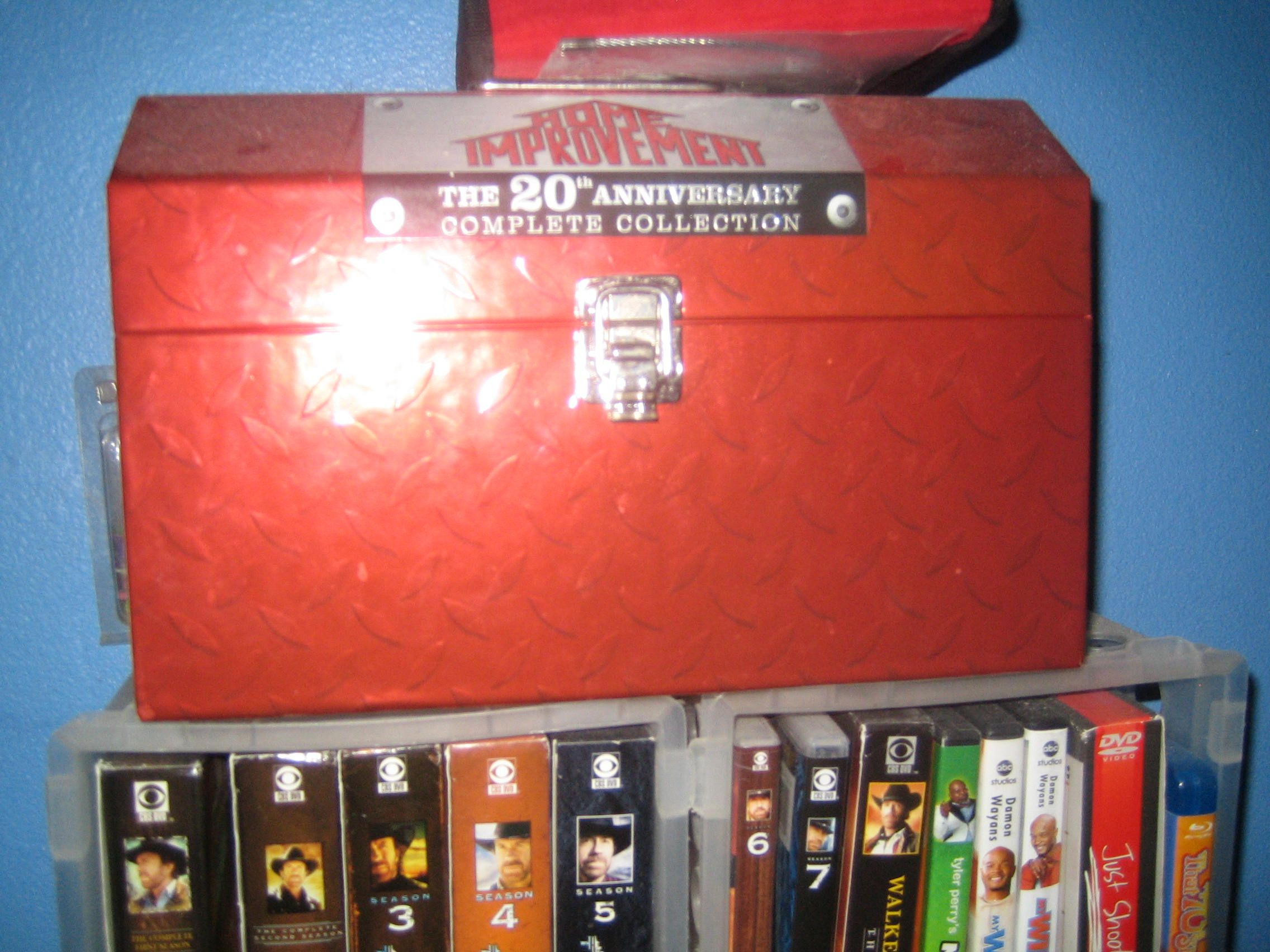 Home Improvement Complete Series Blu Ray Collection Home