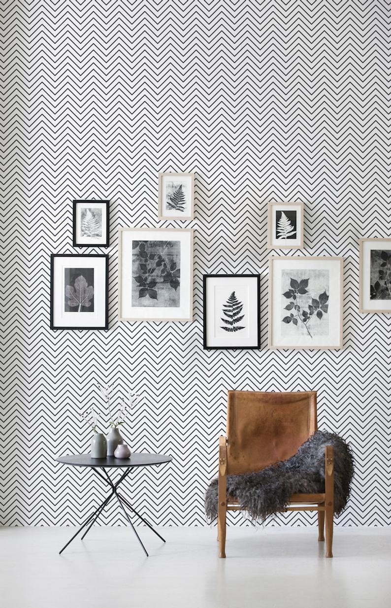 ✿ SELF- ADHESIVE WALL MURAL ✿  My wall murals are printed on an innovative, self-adhesive removable material, which allows them to be applied and peeled multiple times!  The material I use is stain- and tear-resistant and sticks to any flat surface! Its main advantage is its wonderfully simple