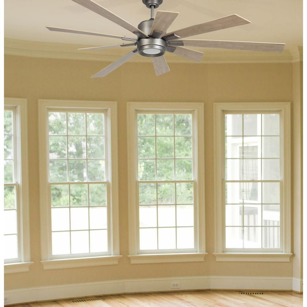 Our Katana Fan Is A Shining Example Of What Happens When Form Follows Function Created With Nine Blades In Various Sizes In 2020 Ceiling Fan 72 Ceiling Fan Craftmade