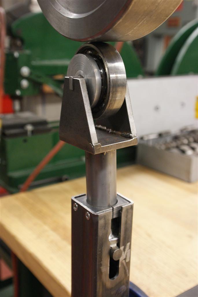 Design And Build An English Wheel English Wheel Metal Working Tools Sheet Metal Shop