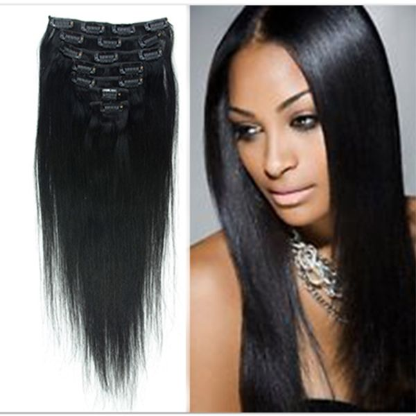 Cheap Clip In Hair Extensions Buy Directly From China Suppliers100