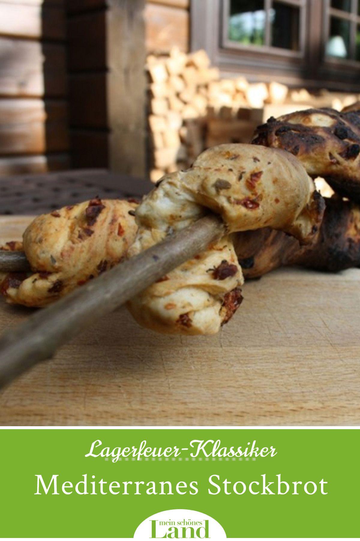Mediterranean stick bread