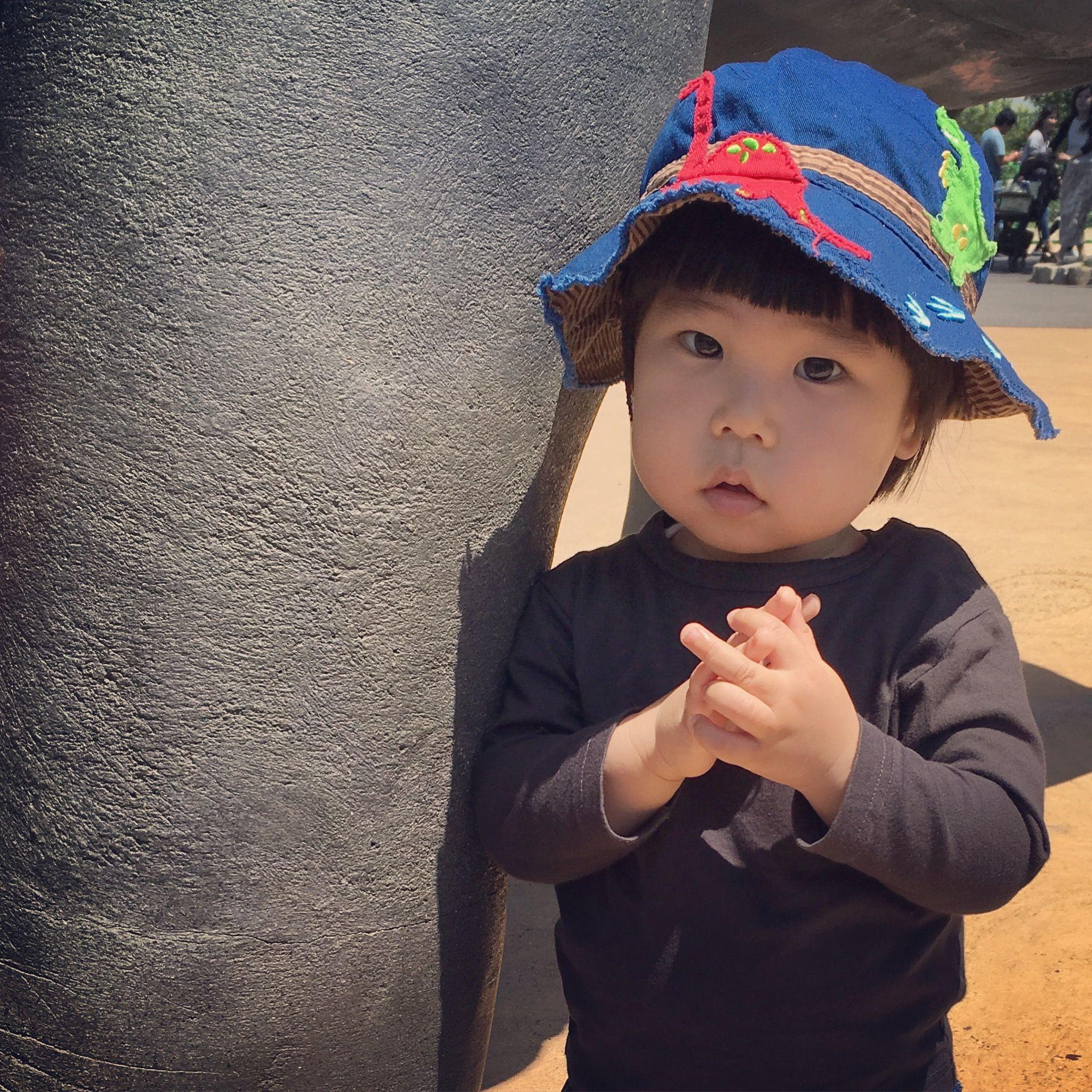 Kids Hat model:kazt(◡̈)