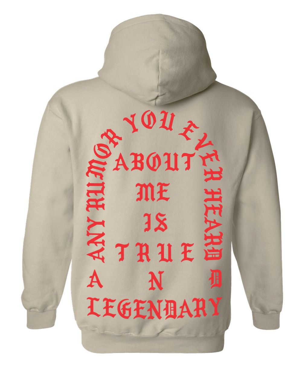 buy online e0692 53694 Any Rumor You Heard About Me Is True And Legendary. The