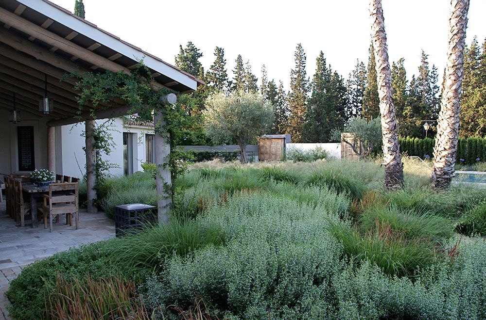 Barcelona piet oudolf landscape by design pinterest for Piet oudolf landscape architect