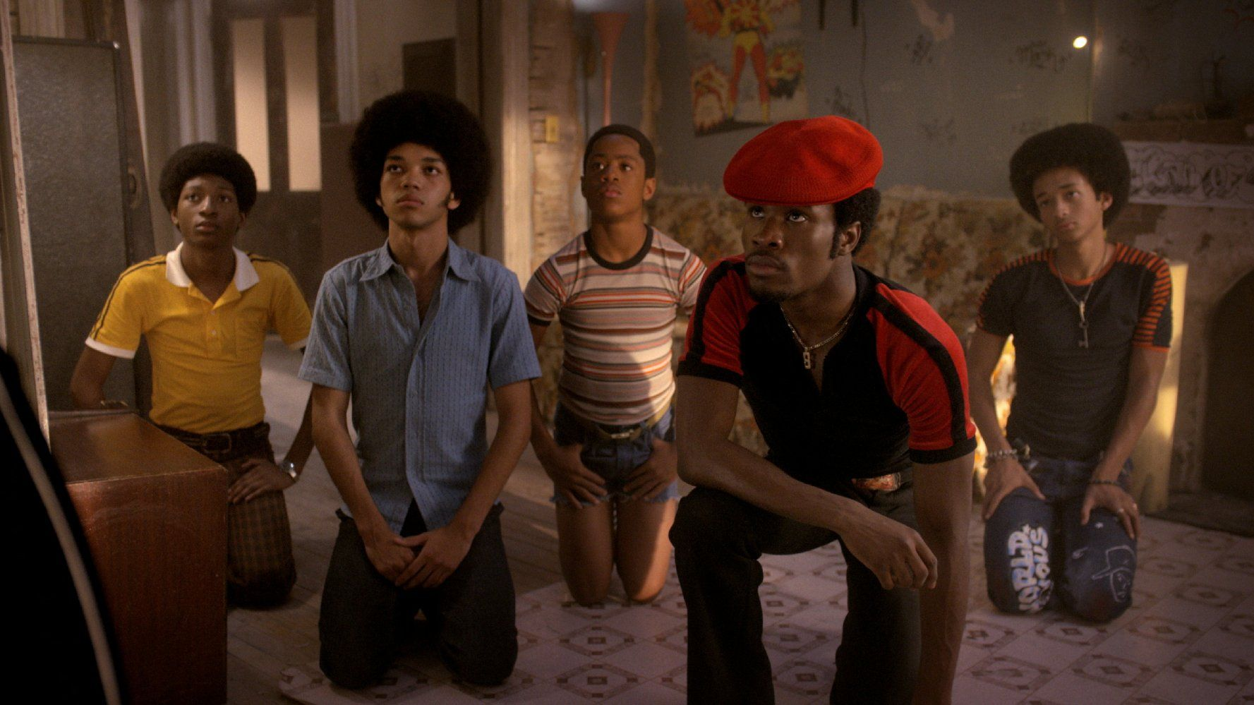 The Get Down (TV Series 2016– ) - IMDb