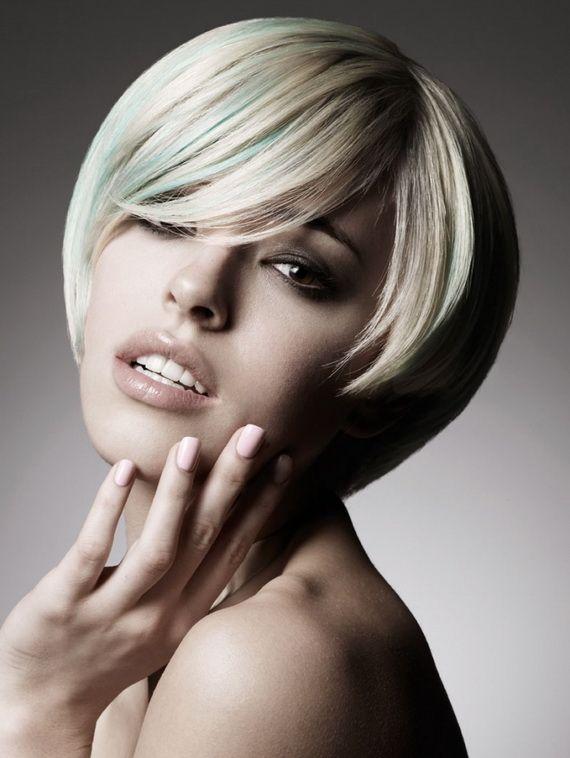 Short Bridal Hairstyles 2012 #shortbridalhairstyles