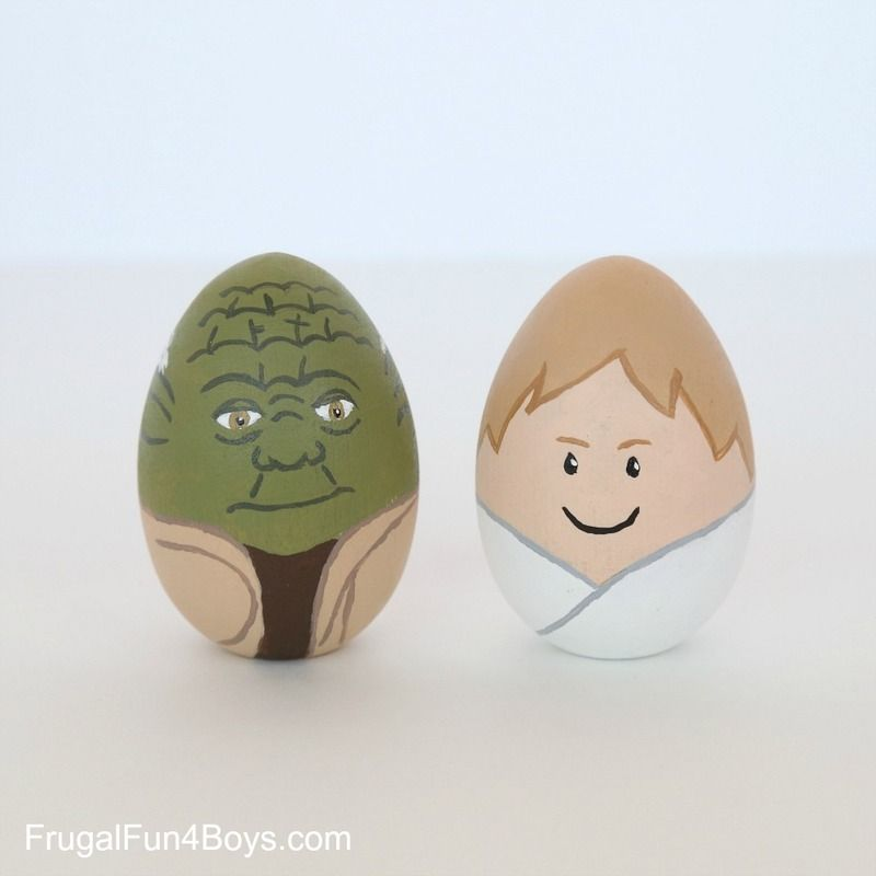 24 Pop Culture Easter Eggs Featuring Kids Favorite Characters