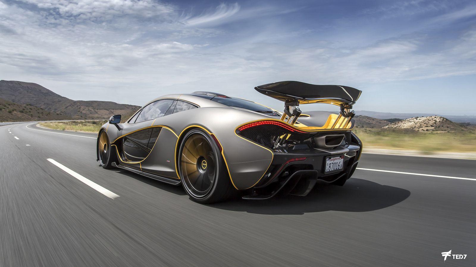 Fast Machine Mclaren P1 Mclaren P1 Mclaren Super Cars