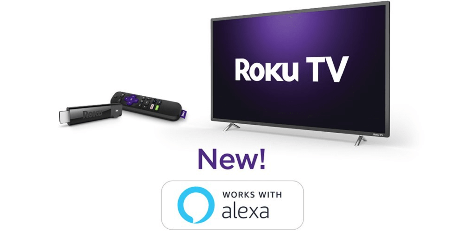 Amazon Alexa Can Now Control Your Roku Players & TVs