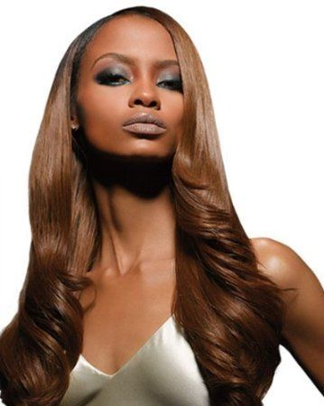 Outre Velvet Remi Hair Extension 18 Yaki 4 30 Hair Extensions Weave Hairstyles Human Hair Remy Human Hair