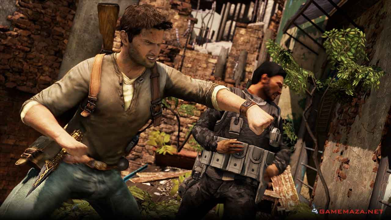 Uncharted 2 Among Thieves Gameplay Screenshot 3 Uncharted Drake S Fortune Uncharted Drake