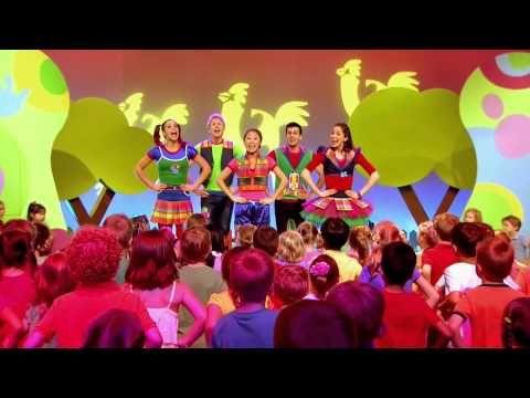 Tu Cuerpo Moverás Canción De La Semana Temporada 14 Hi 5 En Español You Canciones Infantiles Para Bailar Musica Infantil Para Bailar Canciones De Niños