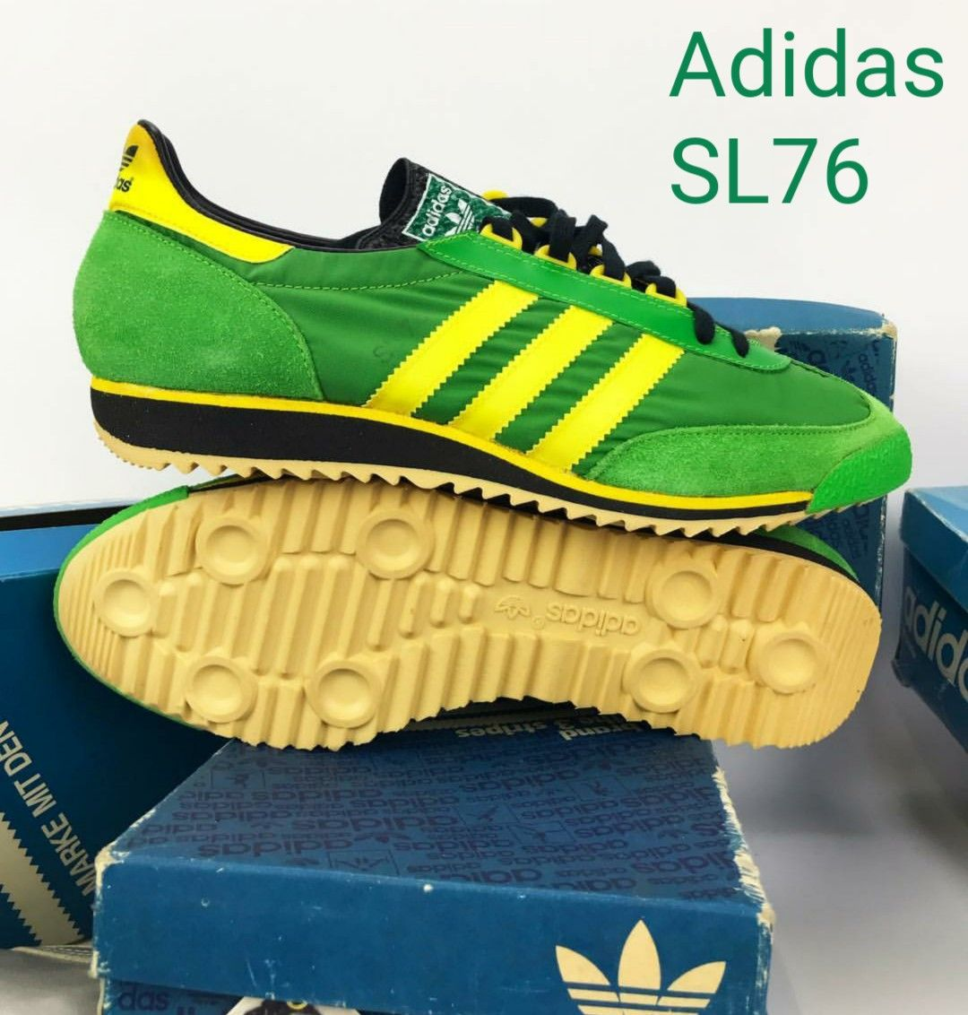 Adidas SL 76, made famous by Starsky | Sneakers in 2019