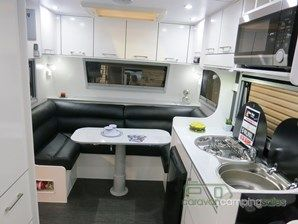Caravan Interior Colour Schemes