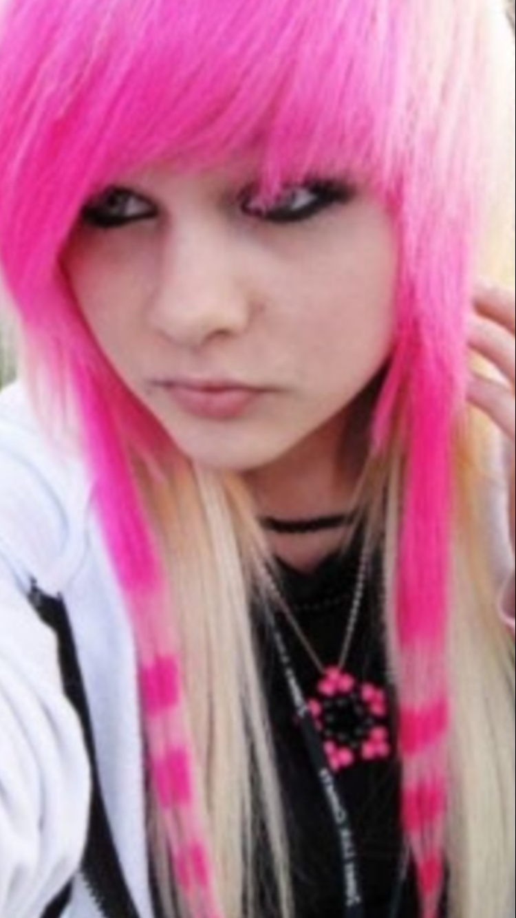 Pin by mysteriousfawn on emo hair pinterest scene girls emo