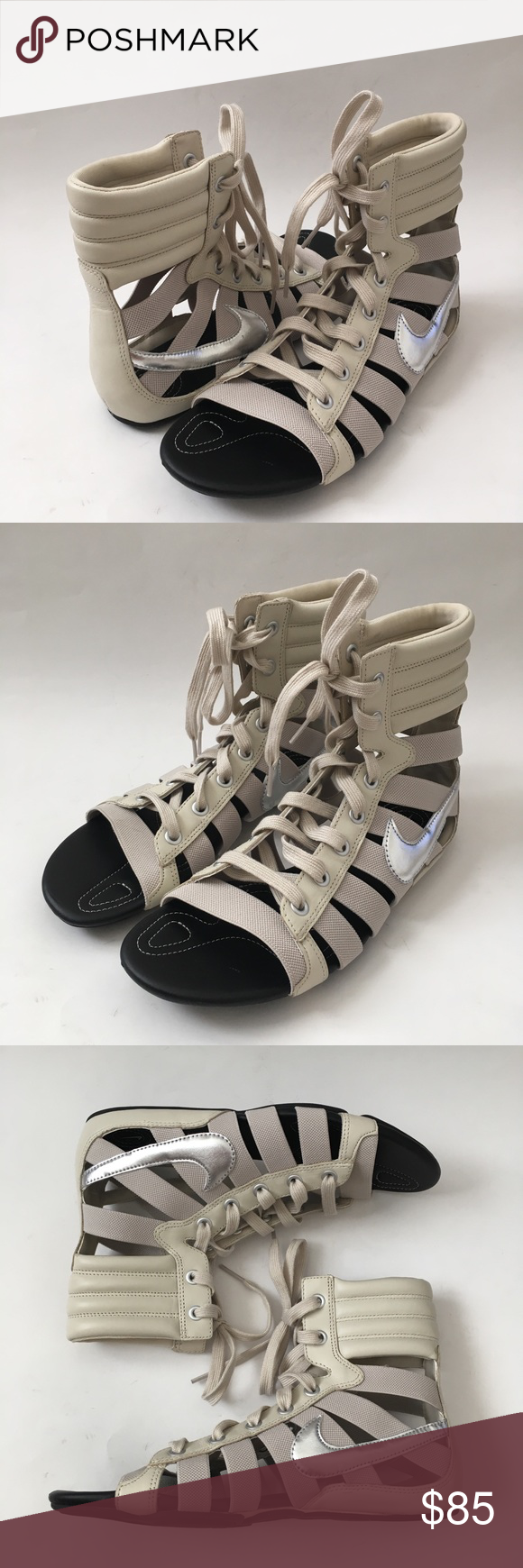 1afb5f10454b NIKE Gladiateur II Gladiator Sandals NIKE Gladiateur II Women s Gladiator  Sandals Style 429881. Size 7.5US 5UK 6AU. Has tiny spot dot on the lace but  barely ...