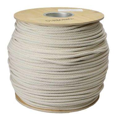 3 16 Diamond Braid Cotton Rope Sash Cord 1000 Sash Cord Clothes Line Rope