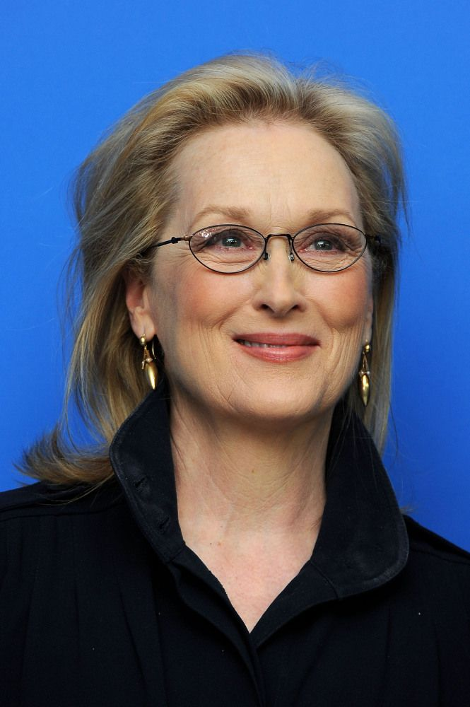 Meryl Streep, 2012 I want to age as beautifully as her!