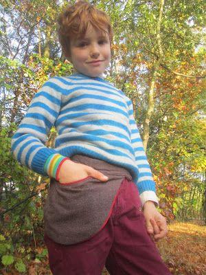 zakje van een broek