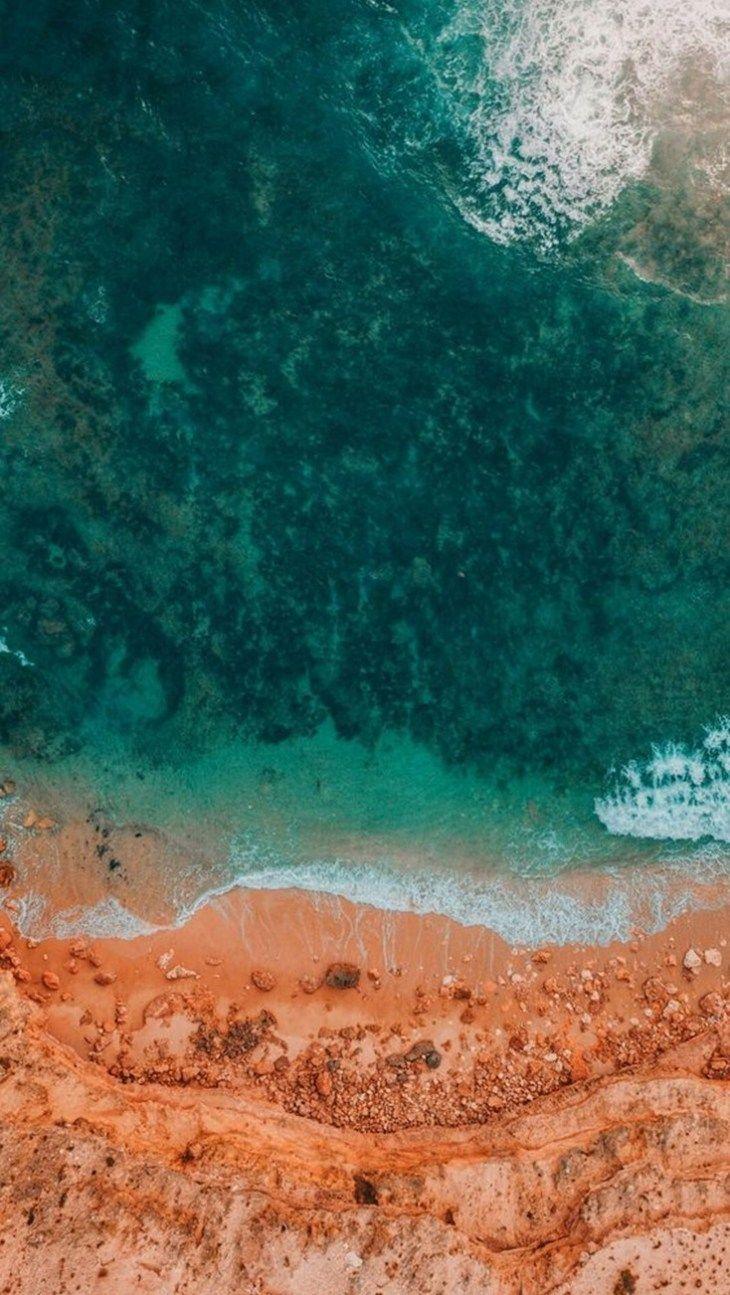 35 Iphone Wallpapers For Ocean Lovers 5 Ocean Wallpaper Aerial Photography Aerial View