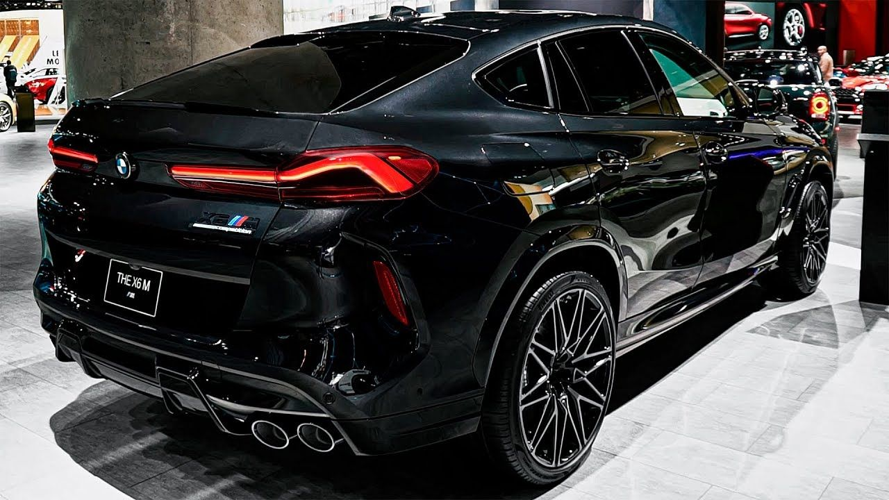 Bmw X6 M 2020 Competition New High Performance X6 Youtube In 2020 Bmw X6 Bmw Bmw Motorcycles
