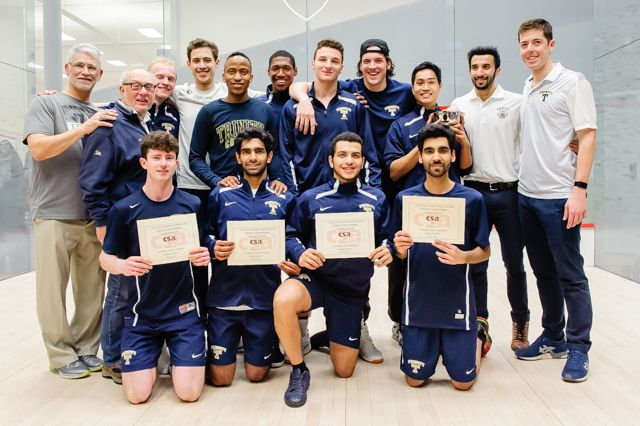 Trinity Claims 16th Potter cup