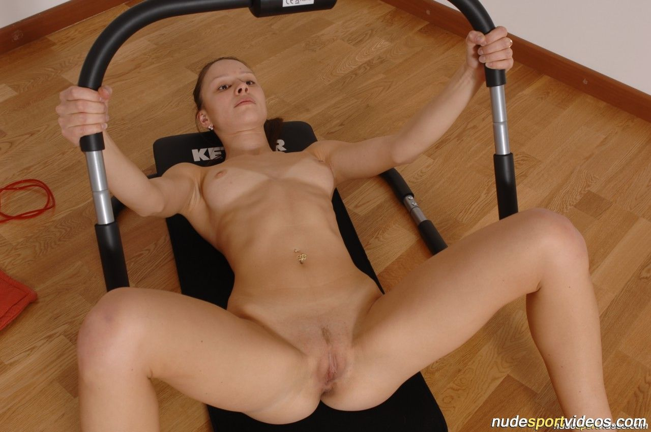 hot nude gym women