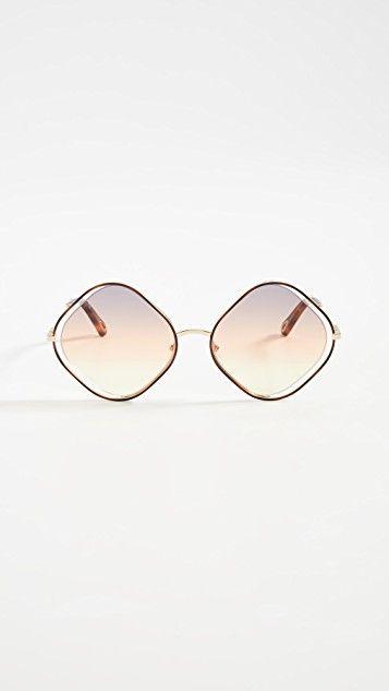 Poppy Sunglasses Sunglasses, Poppies, Round sunglasses