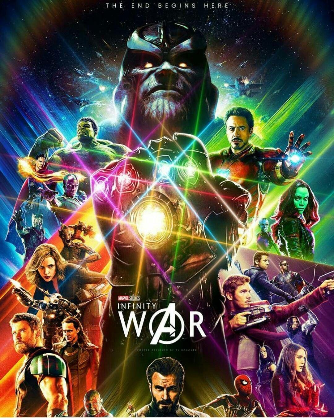 Pin De German Peke En Marvel Magnificos Infinity War Marvel
