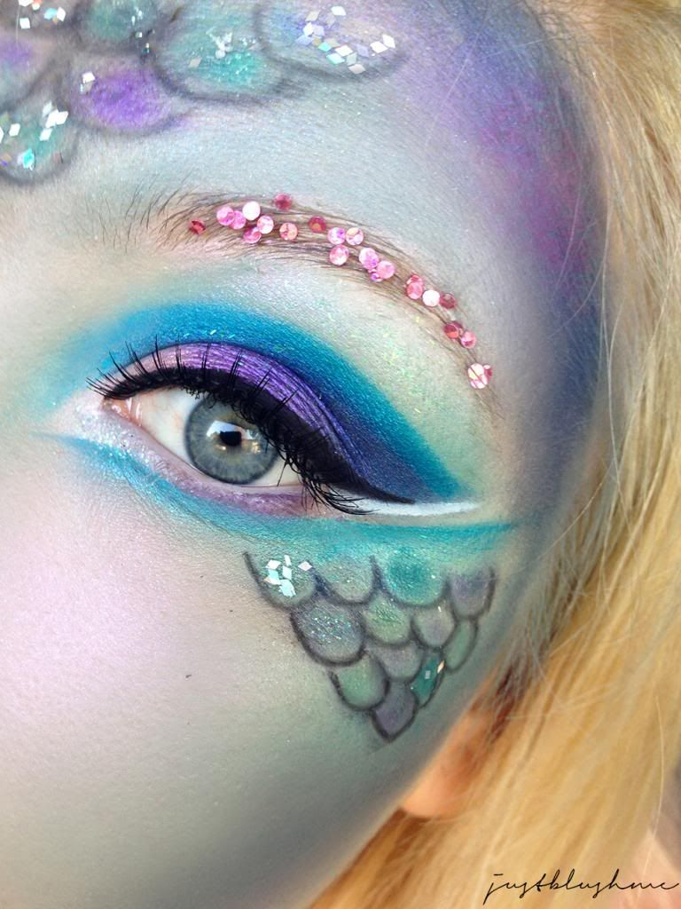 [Themenwoche: Fasching] Meerjungfrau