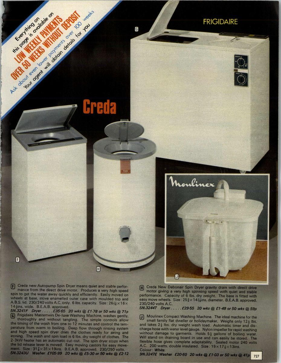 1973 Vintage and Rare Trafford Mail Order Catalogue Spring ...