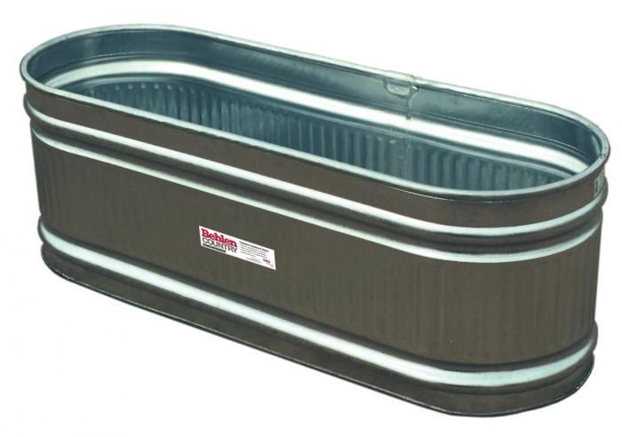Steal This Look Water Troughs As Raised Garden Beds Remodelista Livestock Water Trough Water Trough Stock Tank