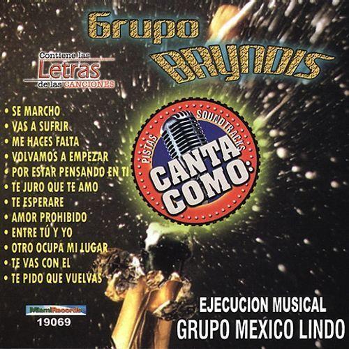 Pin On Grupo Bryndis Corridos De Amor El Cartel Mexican